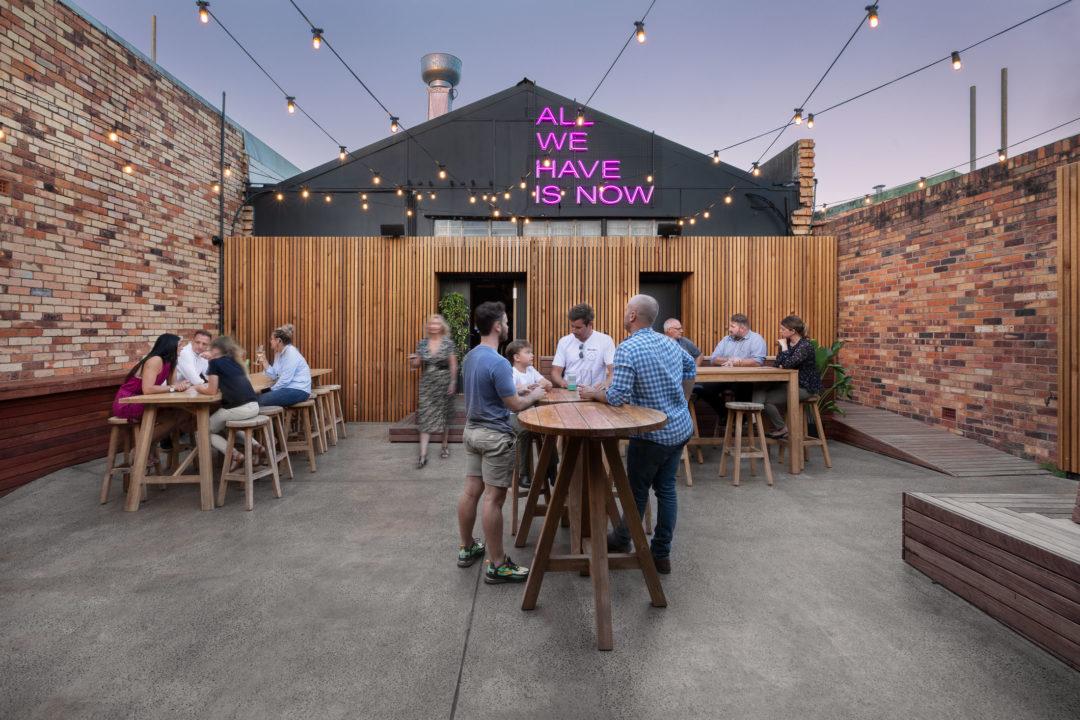Cedar and Pine Bar