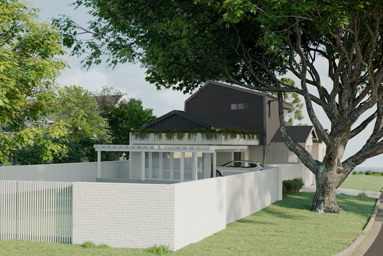 Custom Designed House GreenCoast